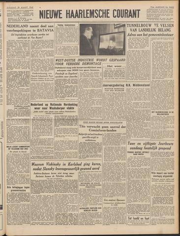 Nieuwe Haarlemsche Courant 1949-03-29