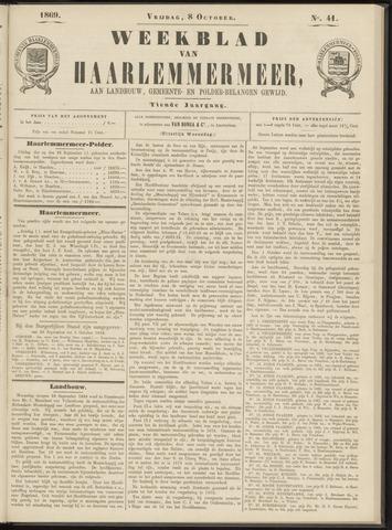 Weekblad van Haarlemmermeer 1869-10-08