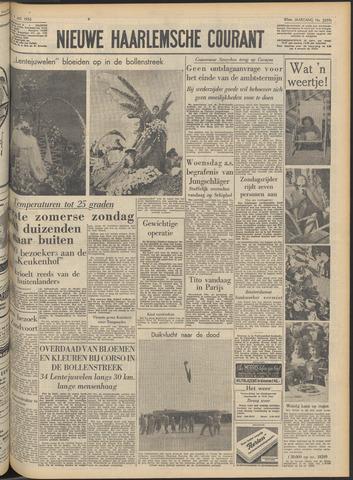 Nieuwe Haarlemsche Courant 1956-05-07