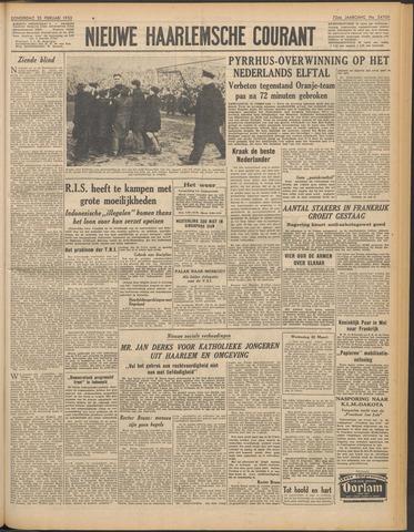 Nieuwe Haarlemsche Courant 1950-02-23
