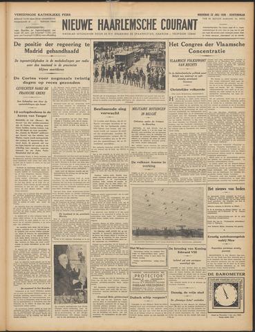 Nieuwe Haarlemsche Courant 1936-07-22