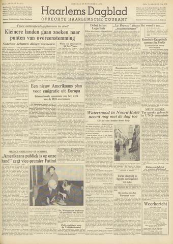 Haarlem's Dagblad 1951-11-20