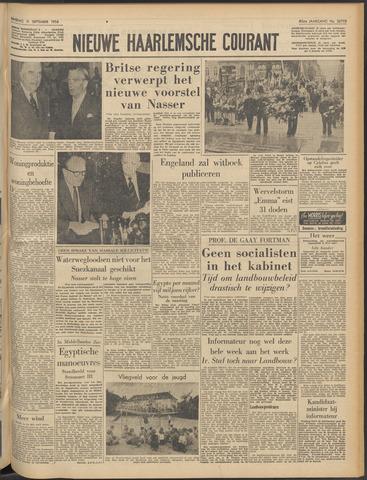 Nieuwe Haarlemsche Courant 1956-09-11