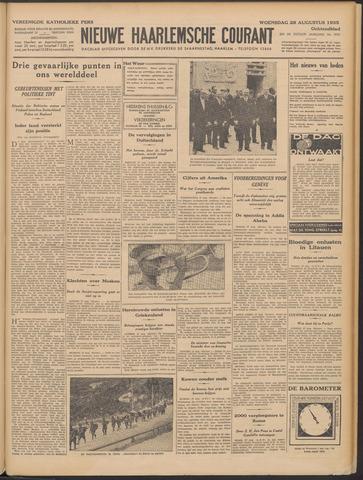 Nieuwe Haarlemsche Courant 1935-08-28