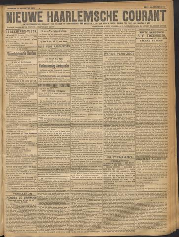 Nieuwe Haarlemsche Courant 1918-08-13