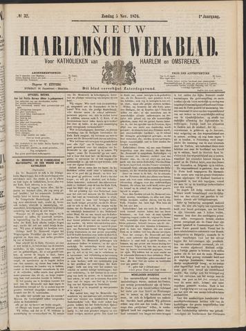 Nieuwe Haarlemsche Courant 1876-11-05