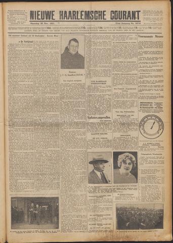 Nieuwe Haarlemsche Courant 1927-11-28