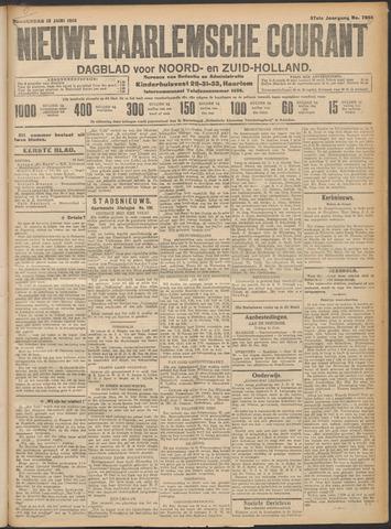 Nieuwe Haarlemsche Courant 1912-06-13