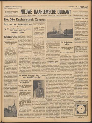 Nieuwe Haarlemsche Courant 1934-10-13