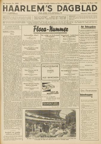 Haarlem's Dagblad 1935-03-14