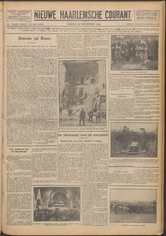 Nieuwe Haarlemsche Courant 1928-11-30
