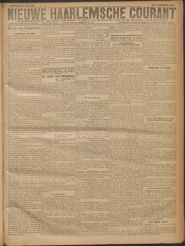 Nieuwe Haarlemsche Courant 1919-07-17