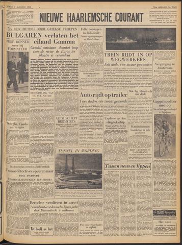 Nieuwe Haarlemsche Courant 1952-08-08