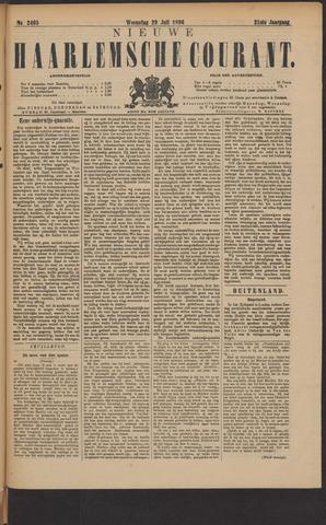 Nieuwe Haarlemsche Courant 1896-07-29