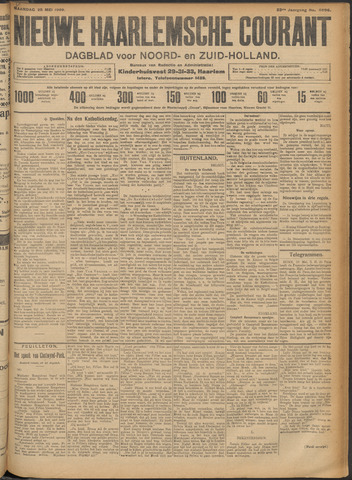 Nieuwe Haarlemsche Courant 1908-05-25