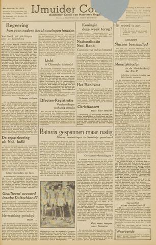 IJmuider Courant 1945-11-05