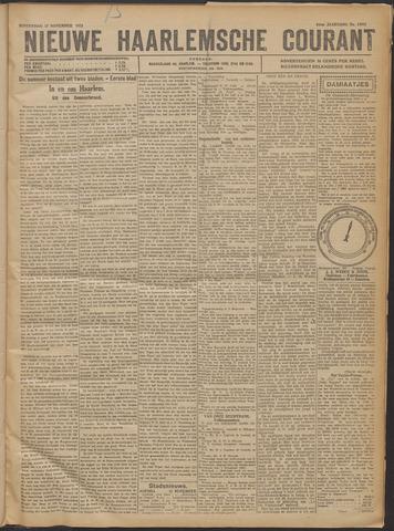Nieuwe Haarlemsche Courant 1921-11-17