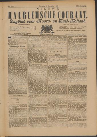 Nieuwe Haarlemsche Courant 1896-12-23
