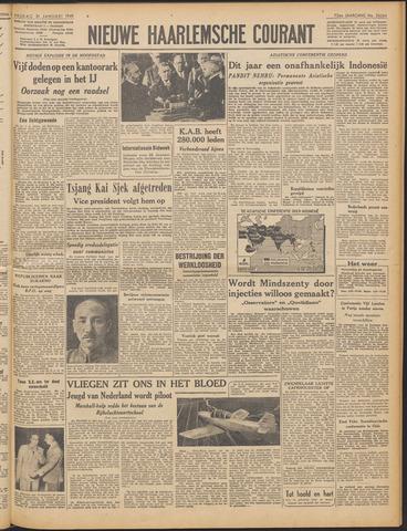 Nieuwe Haarlemsche Courant 1949-01-21