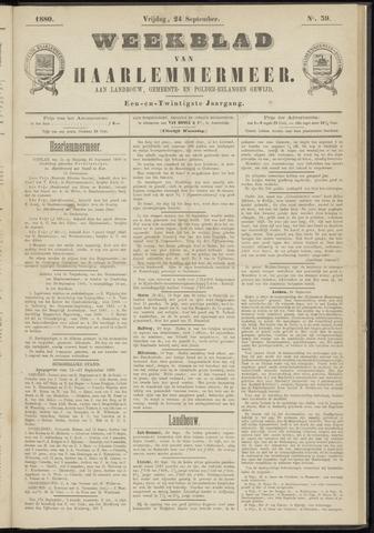 Weekblad van Haarlemmermeer 1880-09-24