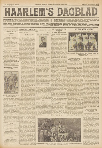 Haarlem's Dagblad 1926-08-02