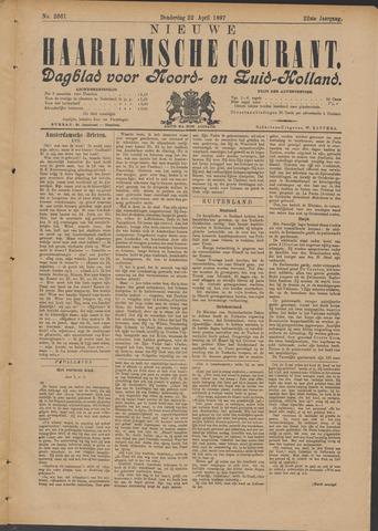 Nieuwe Haarlemsche Courant 1897-04-22