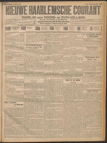 Nieuwe Haarlemsche Courant 1912-08-07