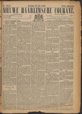Nieuwe Haarlemsche Courant 1896-07-12