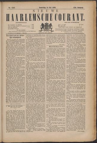 Nieuwe Haarlemsche Courant 1888-05-24