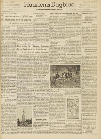 Haarlem's Dagblad 1950-04-17