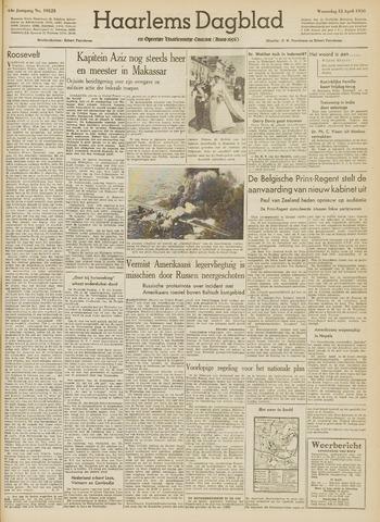 Haarlem's Dagblad 1950-04-12