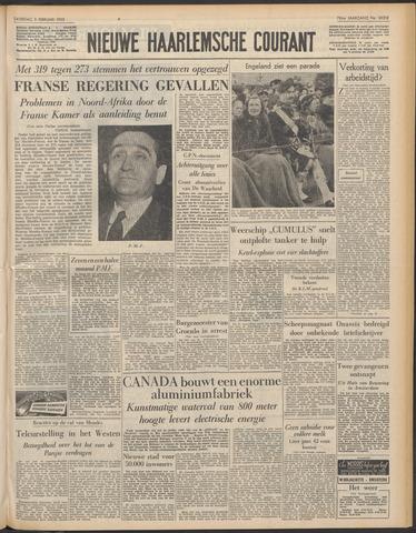 Nieuwe Haarlemsche Courant 1955-02-05