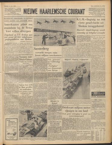 Nieuwe Haarlemsche Courant 1958-07-04