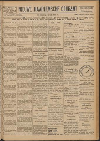 Nieuwe Haarlemsche Courant 1931-12-24