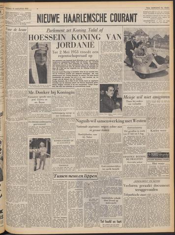 Nieuwe Haarlemsche Courant 1952-08-12
