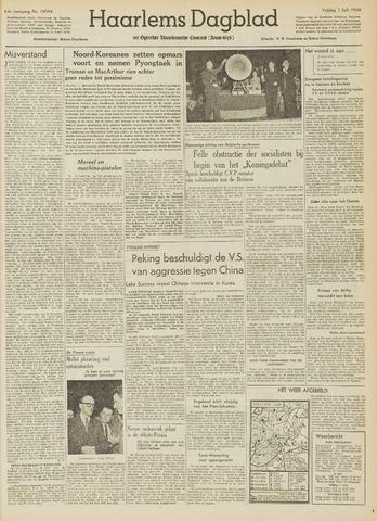 Haarlem's Dagblad 1950-07-07
