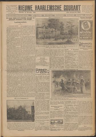 Nieuwe Haarlemsche Courant 1924-11-15