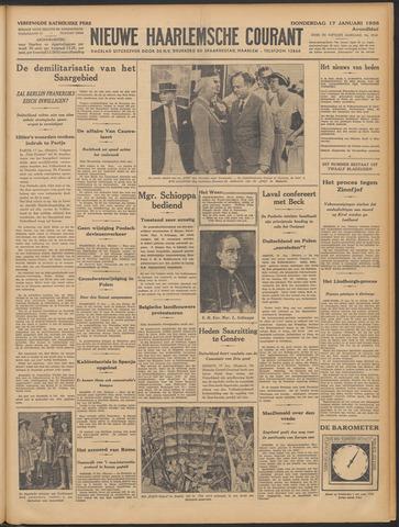 Nieuwe Haarlemsche Courant 1935-01-17
