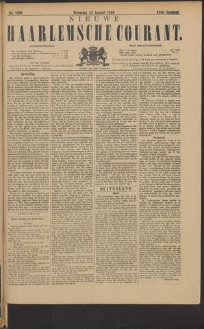 Nieuwe Haarlemsche Courant 1896-01-29