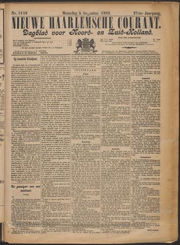 Nieuwe Haarlemsche Courant 1902-08-04
