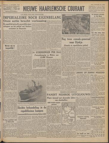 Nieuwe Haarlemsche Courant 1947-09-05