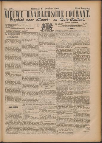 Nieuwe Haarlemsche Courant 1904-10-17