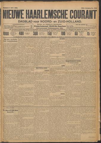 Nieuwe Haarlemsche Courant 1909-10-05