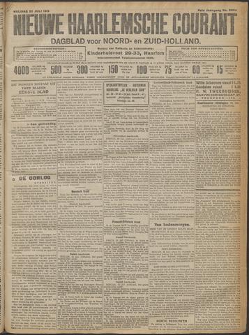 Nieuwe Haarlemsche Courant 1915-07-23