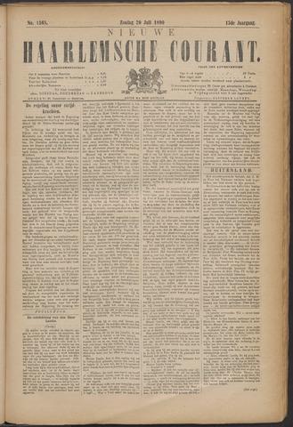 Nieuwe Haarlemsche Courant 1890-07-20