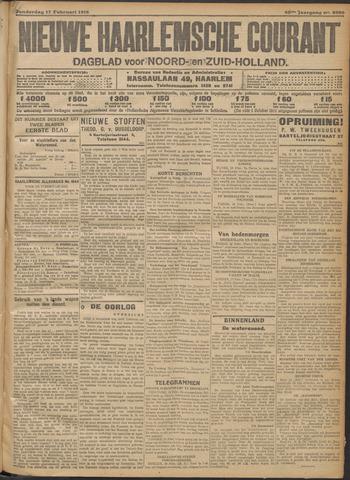 Nieuwe Haarlemsche Courant 1916-02-17