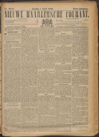 Nieuwe Haarlemsche Courant 1896-04-05
