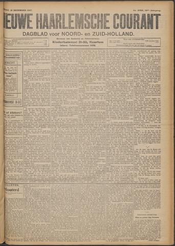 Nieuwe Haarlemsche Courant 1907-12-18