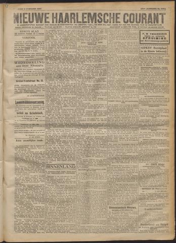 Nieuwe Haarlemsche Courant 1920-02-09