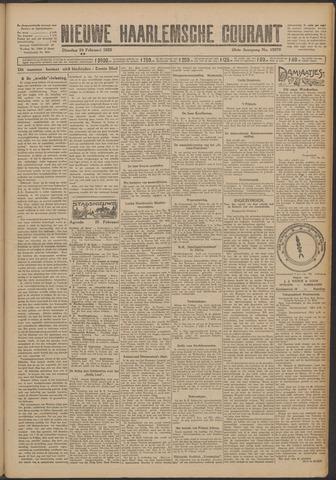 Nieuwe Haarlemsche Courant 1925-02-24
